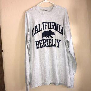 Vintage California Berkeley Long Sleeve Tee